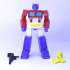 ARTICULATED G1 TRANSFORMERS OPTIMUS PRIME - NO SUPPORT image