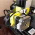 Ender 3 X-axis stepper motor damper mount for press-fit pulleys image