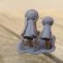 Zara and Pedro Adventurers #Tinkercharacters print image