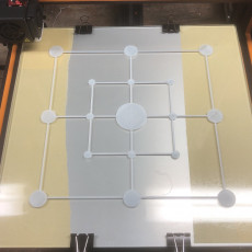 CR10 Bed Level Test