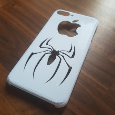 Picture of print of capa Iphone 7 aranha