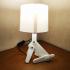 Dog lamp image