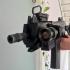 Flashlight Holder for Picatinny Rail image