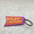 Back to the Future Keychain image