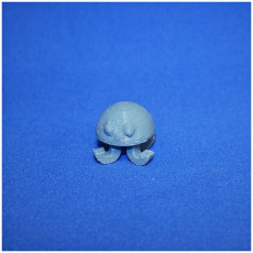 Picture of print of Josesph the Jellyfish