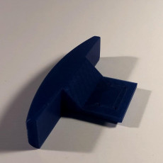 Picture of print of Traxxas Rustler Bumper