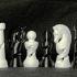 Organic Chess Set image