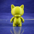 #Tinkercharacters Cat Munny Blank image
