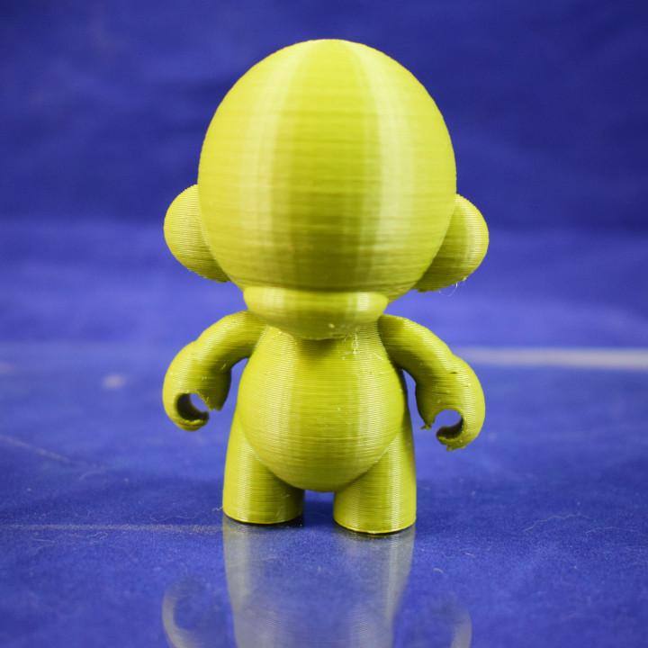 #Tinkercharacters Munny Blank