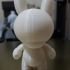 #Tinkercharacters Dunny Blank print image