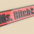 Ms. B!tch Sign image
