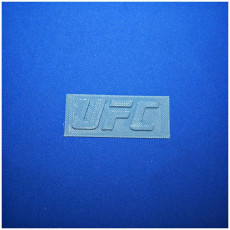 Picture of print of UFC logo