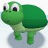 Mr Turtle #Tinkercharacters image