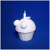 FNAF Cupcake #TinkerCharacters print image