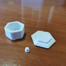Picture of print of Caja hexagonal This print has been uploaded by Jonathan Laumon Rodriguez