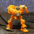 Heavy Construction Walker (Action Figure) image