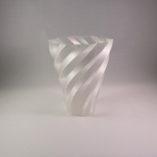 Picture of print of Flower vase