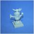 Minion Statue print image