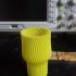 Triangular Vase image