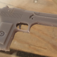 Picture of print of DESERT EAGLE