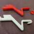 EasyThreed Nano Spool Holder - Modification image