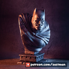 The Dark Knight bust