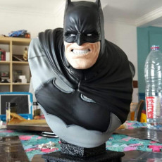 Picture of print of The Dark Knight bust Esta impresión fue cargada por Mathieu Saulenc