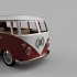 VW caravan for Lego friends characters image