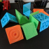 Textured Puzzle Cube! image