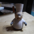 CUTE CHEF WITH CROCS  #Tinkercharacters image