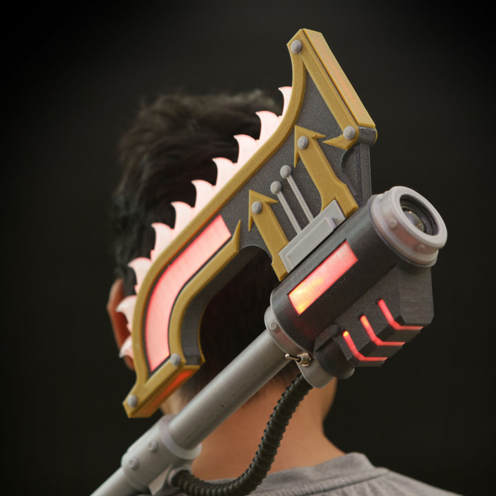Prop-Maker Keyblade