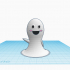 Boey The Friendly Ghost #TinkerCharacters image