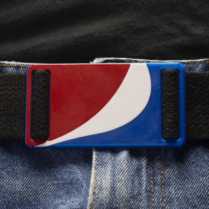 The Belt Buckle - Pepsi