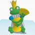 frog queen image