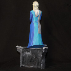 Picture of print of Daenerys Stormborn