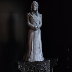 Picture of print of Daenerys Stormborn