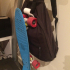 Penny Board backpack hook image