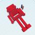 big robot ikea #Tinkercharacters image