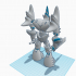 Smooth Blade The Queens Hunter #Tinkercharacters image
