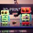 mini robot ikea #Tinkercharacters image