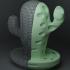 #3DPIAwards - Cactus Trophy image