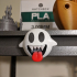 Bomb Boo Remixed for Fridge Magnets image