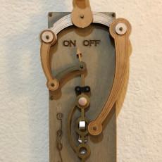 Mechanical Light Switch
