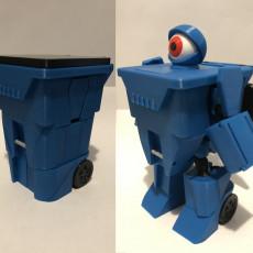 Recyclops #TinkerCharacters