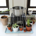 Self Watering Plant Pot image