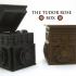 The Tudor Rose Box (with secret lock) image