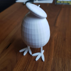 Picture of print of Easter Egg for me