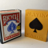 Playing cards protection box image