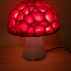 Picture of print of Magic Mushroom (free version)  (LQ)