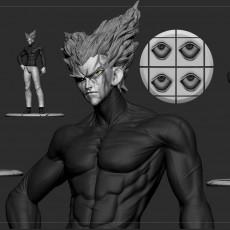 Garou - The Human Monster - One Punch Man